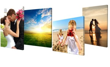 Custom Canvas Prints by Signworks Sportswear in Lockport NY