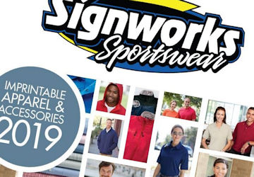Signworks Apparel Catalog