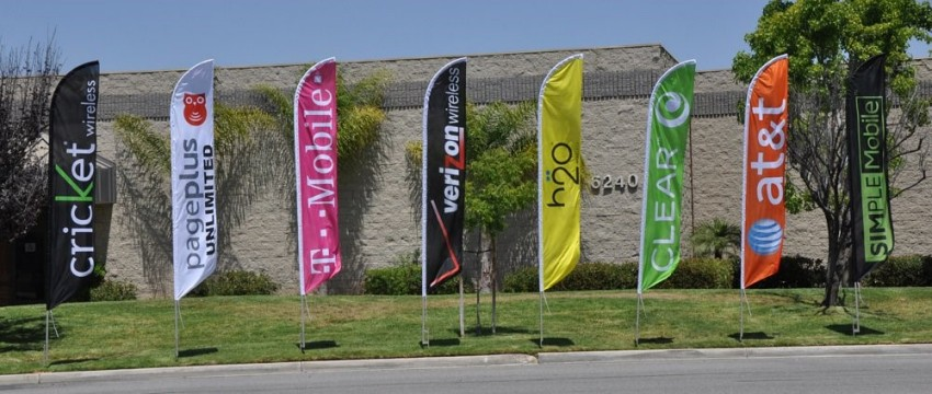 Signworks Sportswear Custom Banners and Flags