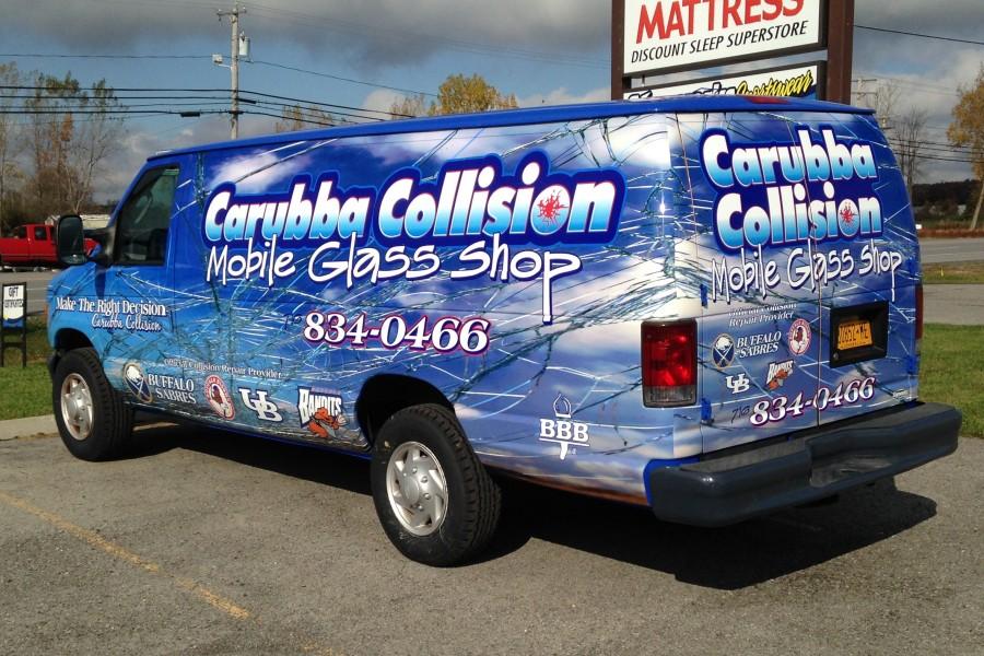 Vehicle Vinyl Wraps And Graphics Signworks Sportswear