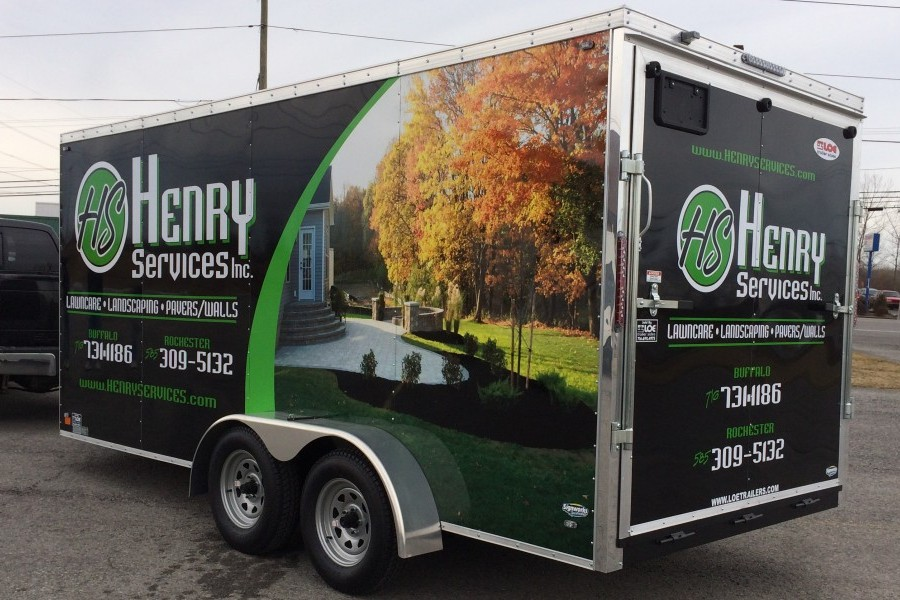 Vehicle Vinyl Wraps and Graphics | Signworks Sportswear