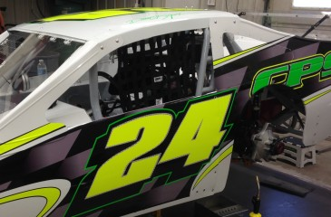 Custom Racecar Wraps and Graphics in Lockport, NY