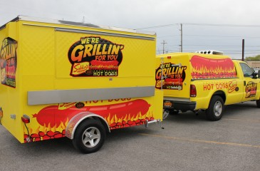 Custom Vehicle Wraps and Graphics in Lockport, NY